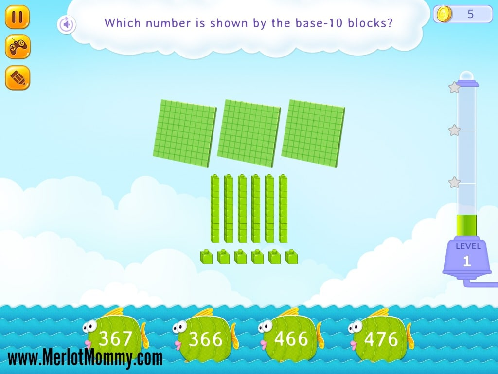 Splash Math App {Review} and #Giveaway #FreeMathApp #MomBuzz ...
