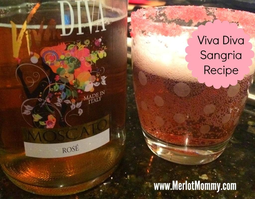 Viva Diva Sangria Recipe