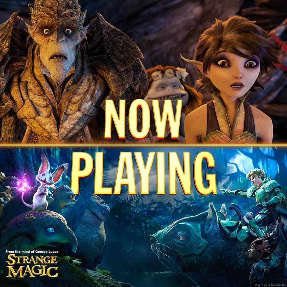Strange Magic January 23