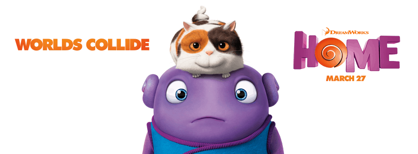 Join Me for a Free Advance Screening of DreamWorks Animation HOME in Portland #PDX