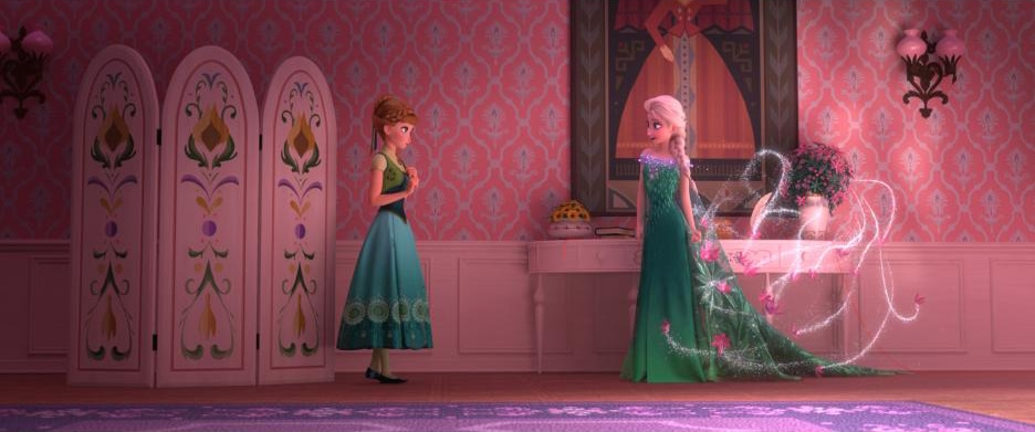 FROZEN FEVER: First Look Images and Featurette Now Available #FrozenFever #CinderellaEvent #Cinderella