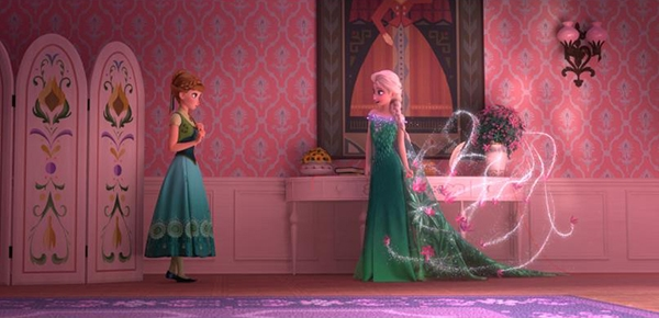All-New FROZEN FEVER: Trailer #FrozenFever #Cinderella #CinderellaEvent