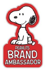 Peanuts Brand Ambassador