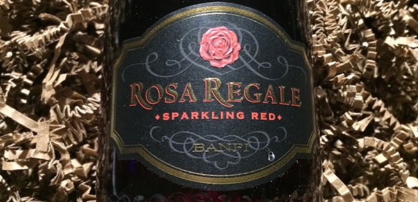 Surprise Your Valentine with Rosa Regale Sparkling Wine