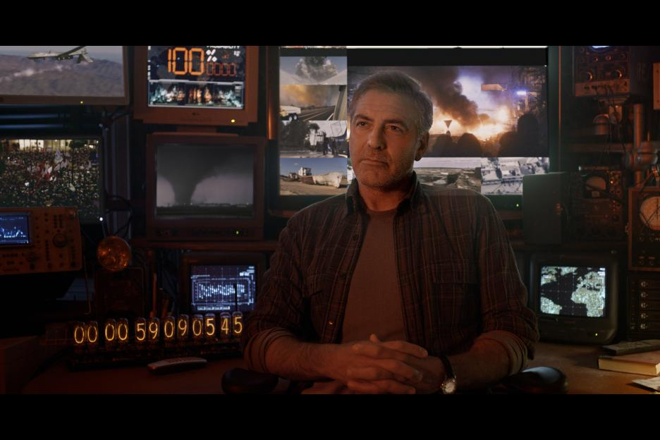 TOMORROWLAND: Exclusive Look Now Available #Tomorrowland
