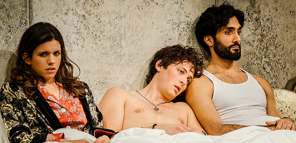 World Premiere Production of Seattle-based Playwright Yussef El Guindi's Threesome at Portland Center Stage