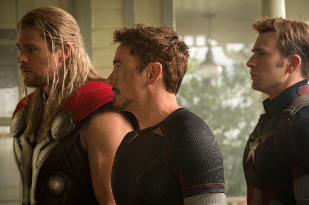 New Marvel AVENGERS: AGE OF ULTRON TV Spot #Avengers #AgeOfUltron #AvengersEvent