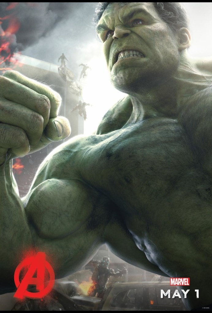 New Posters and Trailer for Marvel's AVENGERS: AGE OF ULTRON #Avengers #AgeOfUltron