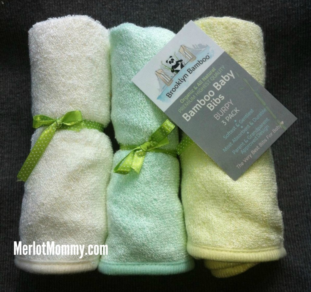 Brooklyn Bamboo Baby Products: Burp Cloths