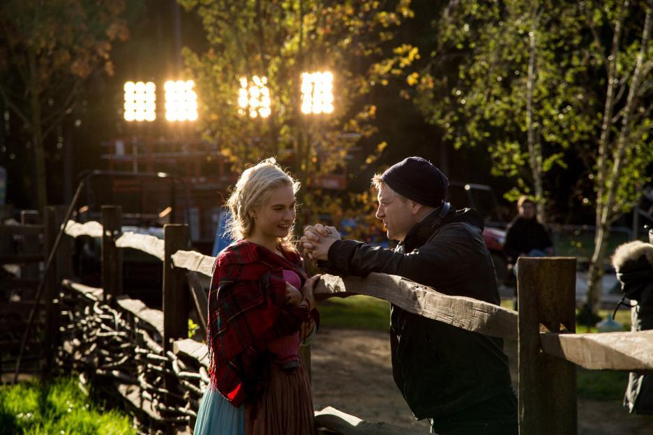 Exclusive Interview with Cinderella Director Kenneth Branagh #CinderellaEvent