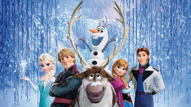 Disney Officially Announces Frozen 2 in the works #FrozenFever #CinderellaEvent