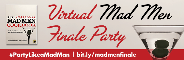 Join the Mad Men Finale Party for Bloggers #PartyLikeAMadMan #MadMen