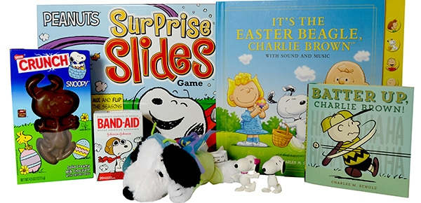 Snoopy = Spring! Enter to Win a  Springtime Peanuts Prize Pack #Giveaway ends 4/18