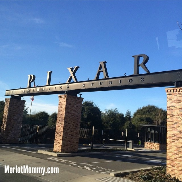 Pixar Animation Studios Tour and Exclusive Interview with LAVA James Ford Murphy and Andrea Warren #PixarInsideOut