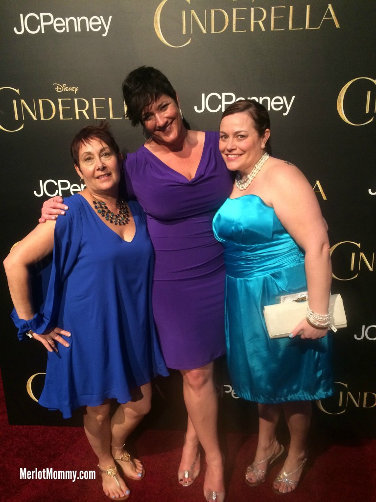 My Cinderella Moment: Walking the Red Carpet and the Red Carpet World Premiere Reception at the El Capitan Theatre #CinderellaEvent
