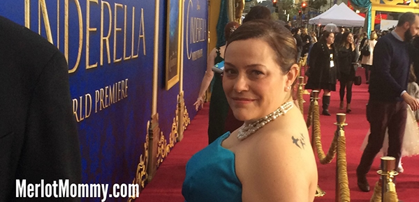 My Cinderella Moment: Red Carpet World Premiere of Cinderella at the El Capitan Theatre #CinderellaEvent