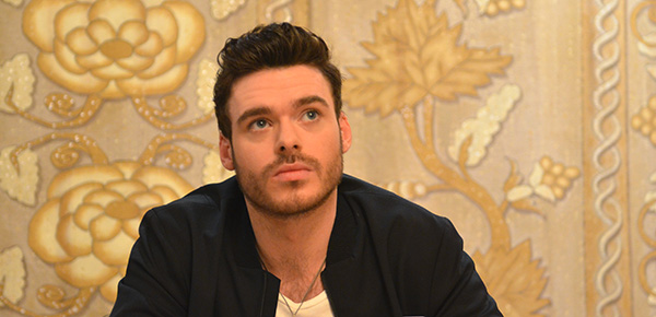 Exclusive Interview with Richard Madden as Prince Kit in Disney's Cinderella