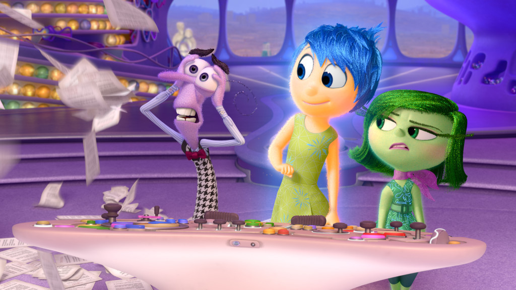 Exclusive Interviews with the Talent Behind and INSIDE OUT and LAVA Sneak Peak #PixarInsideOut