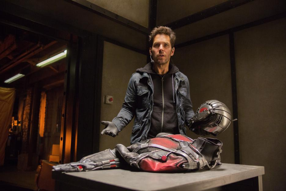 New Marvel Ant-Man Trailer Available! #AntMan