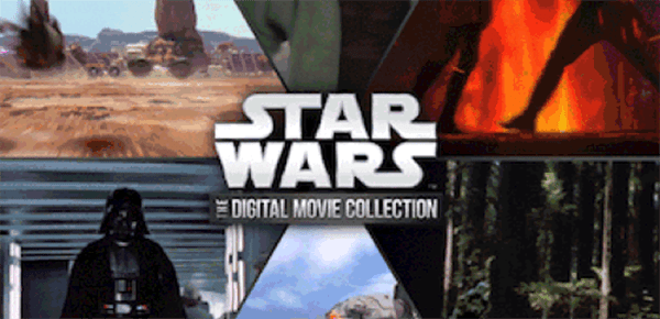 Get the #STARWARS Digital Movie Collection on Digital HD April 10