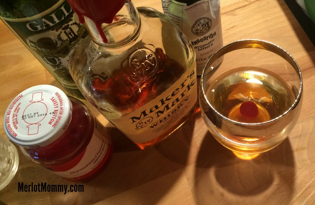 Toast the Mad Men Season Finale with a Mad Menhatten #PartyLikeAMadMan #MadMen