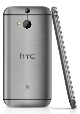 HTC One (M8) Review #ATT