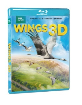 BBC EARTH BRINGS THREE GROUND-BREAKING SERIES TO 3D BLU-RAY