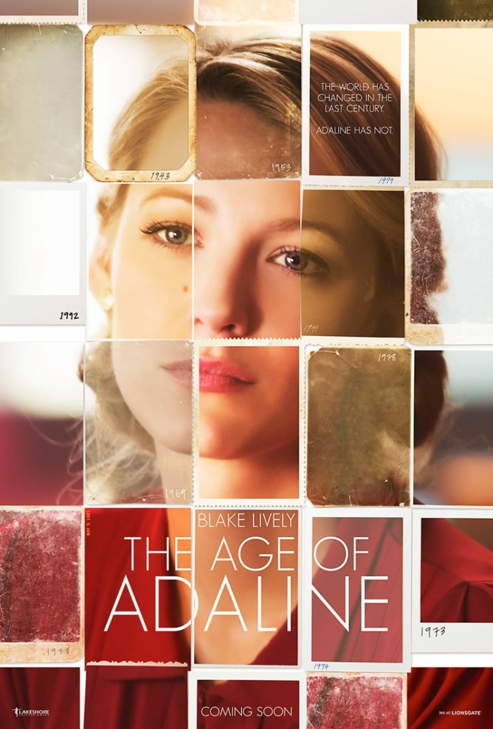 Free #PDX Screening of THE AGE OF ADALINE 4/21