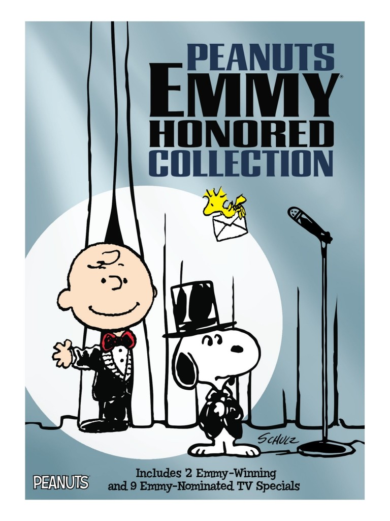 Peanuts: Emmy® Honored Collection on DVD September 15, 2015 #Peanuts