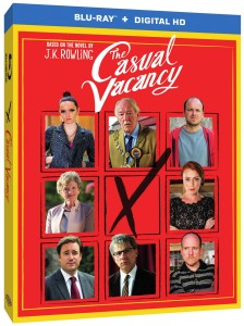 """""""The Casual Vacancy"""" Available on Blu-Ray, DVD, and Digital August 4, 2015"""