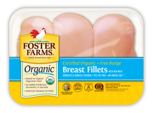 Low-Fat Sesame Chicken with Foster Farms Chicken