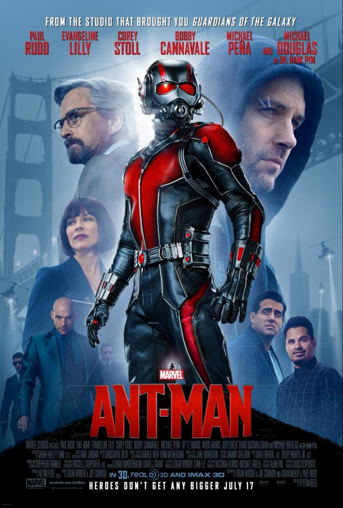 New Marvel Ant-Man Poster Available! #AntMan