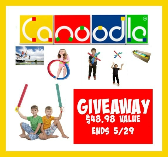 Enter to win a Canoodle Toy Prize Pack #Giveaway ends 5/29
