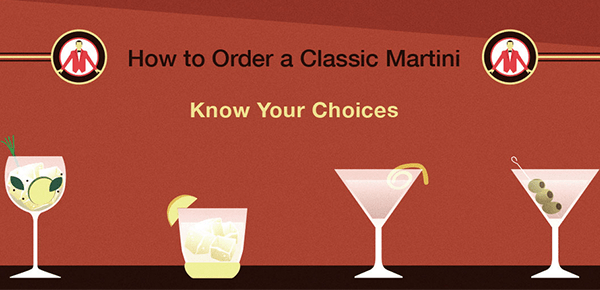 How to Order a Martini Like a Pro