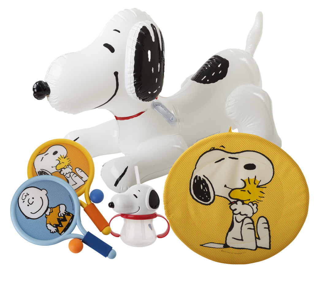 Enter to Win Peanuts Summertime Fun Set #Giveaway ends 6/8