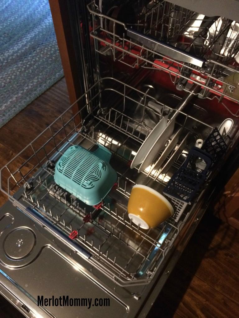 Samsung WaterWall Dishwasher at Best Buy #masteryourhome @BestBuy @Samsungtweets #ad