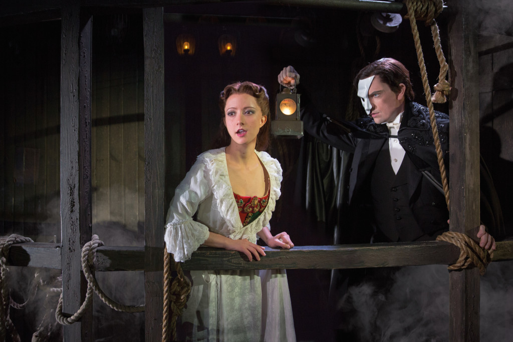 The Phantom of the Opera is at Keller Auditorium May 13-23 #PDX