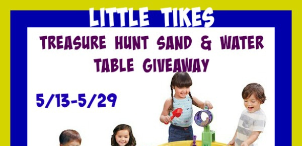 Little Tikes #Giveaway ends 5/29