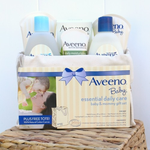 AVEENO Daily Care Gift Set Giveaway ends 6/26
