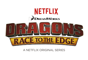 DreamWorks Dragons: Race to the Edge on Netflix 6/26