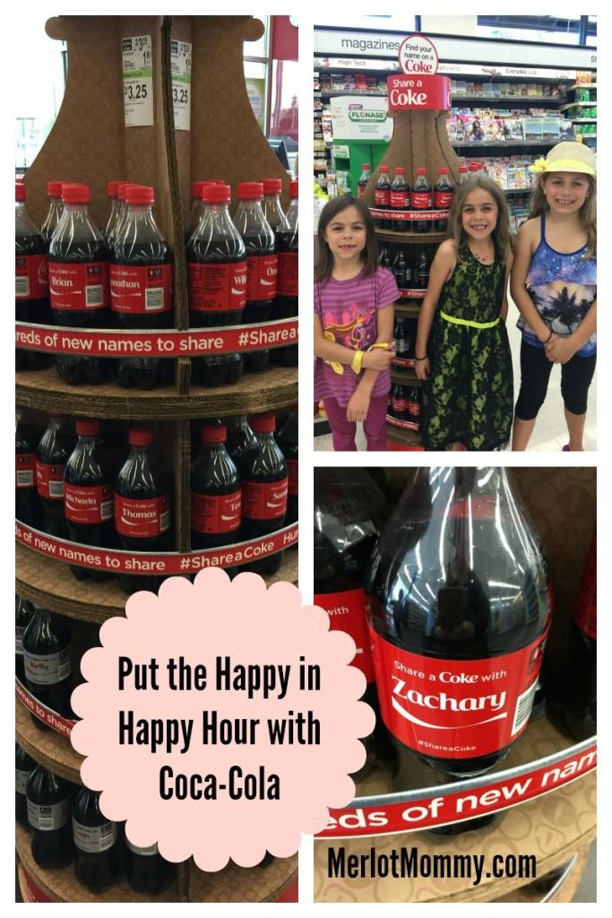 Put the Happy in Happy Hour with Coca-Cola #CokeHappyHour #CollectiveBias #ad
