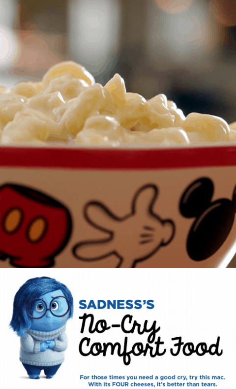 No-Cry Comfort Food Mac and Cheese Recipe #InsideOut