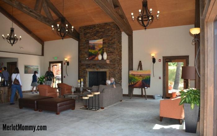 Enjoy the Views at Soléna Estate's New Tasting Room