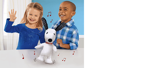 Enter to win a Happy Dancing Snoopy #Giveaway ends 7/16