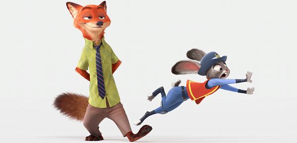 Disney's ZOOTOPIA New Teaser Trailer Available #Zootopia