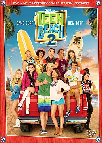 Teen Beach 2 Out Now on DVD