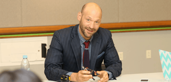 EXCLUSIVE Interview: Corey Stoll Talks Yellowjacket and Being a Villain in Ant-Man