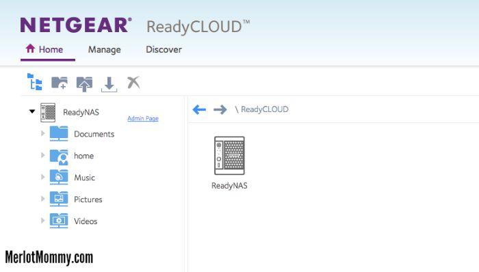 Create a Cloud Inside Your Home with NETGEAR ReadyNAS 202 {Review} #NETGEAR