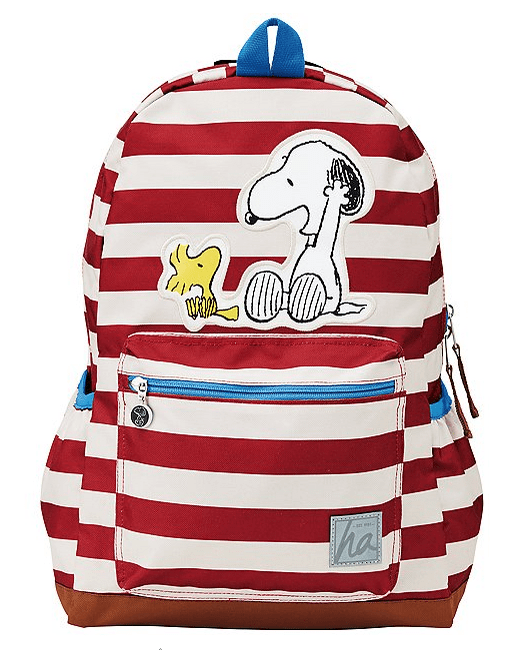 Peanuts Backpack from Hanna Andersson for Back to School