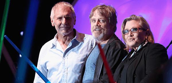 STAR WARS: THE FORCE AWAKENS Comic-Con Reel Now Available #StarWars #TheForceAwakens